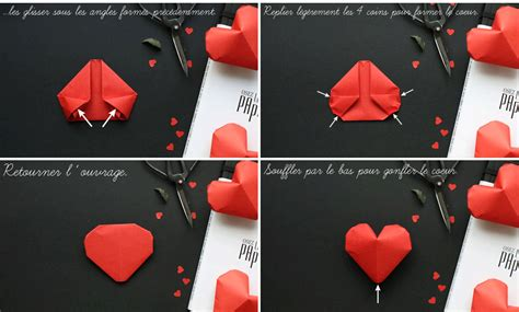 Origami 3d Hearts - amazing 3d origami paper origami guide