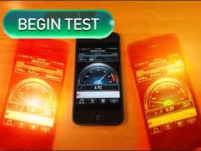 iphone 5 speed tests wifi 3g and 4g lte