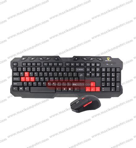 Keyboard Wireless Micropack keyboard mouse gaming micropack km 2012 wg