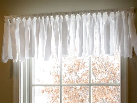 how to sew valance curtains 25 best ideas about no sew valance on pinterest kitchen