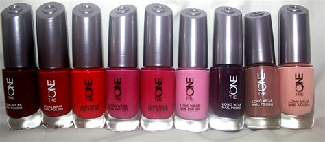 Manicure Oriflame oriflame the one wear nail review paperblog