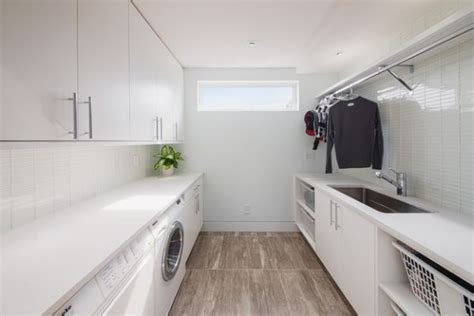 Contemporary Laundry Room Ideas 33 Laundry Room Shelving And Storage Ideas