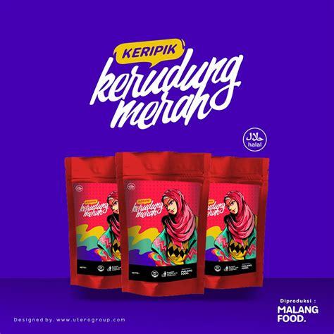 Krudung Merah by News 5 Desain Kemasan Makanan Yang Unik Dan Hits Banget