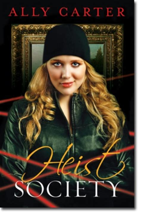Heist Society 10 facts about ally fact file