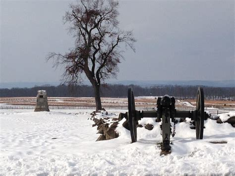 winter programs gettysburg national military park