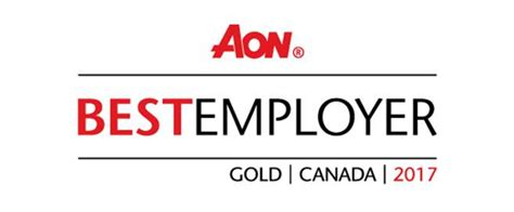 best employer skyline named an aon best employer in canada for 2017