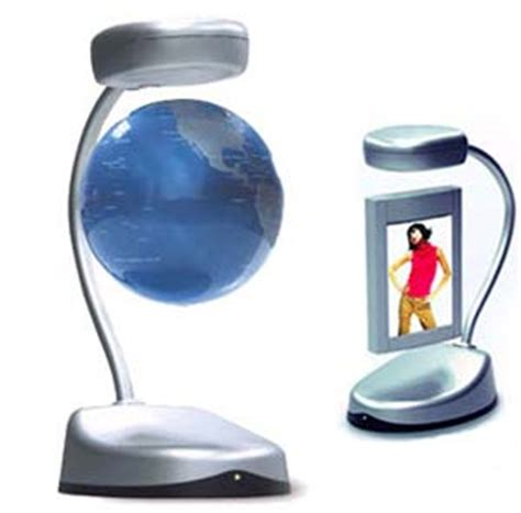 Ifo 3000 Levitating Objects For Your Desk by Magnetic Levitation Ornament 187 Coolest Gadgets