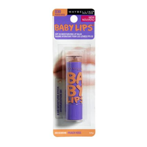 Baby Lip Balm 4 4g maybelline baby moisturizing lip balm 4 4g