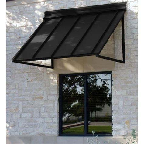 Steel Window Awnings by 1000 Ideas About Metal Awning On Window Awnings