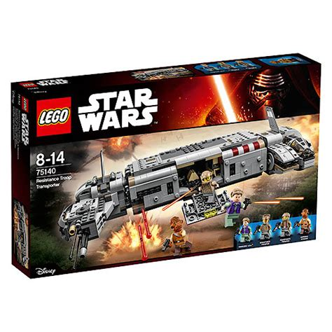Unmasked Kylo Ren Pg745 Wars Awakens Minifigure Brick 2016 lego wars resistance troop transporter photos
