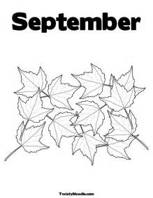 september coloring pages september coloring pages to and print for free