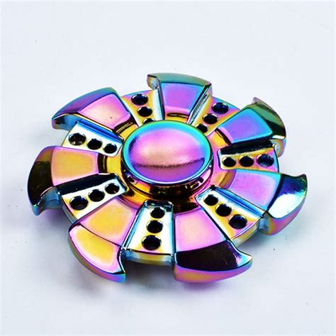 Fidget Spinner Toys colorful fidget spinner toys focus adhd autism