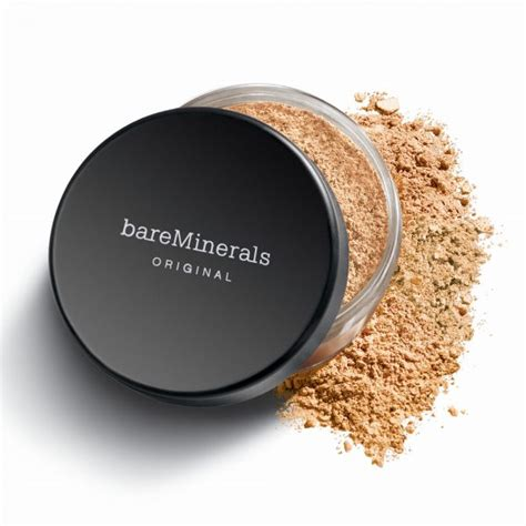 the about bare minerals foundation