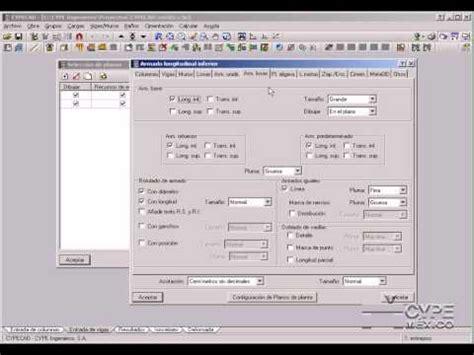 creacion de planos cypecad creacion de planos y formatos cype v2008a gcm avi