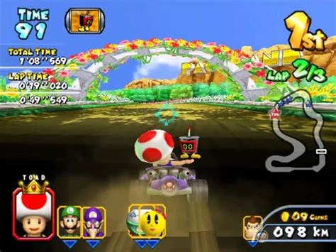 X Audio 2 by Mario Kart Gp 2 Arcade No Sound Issues