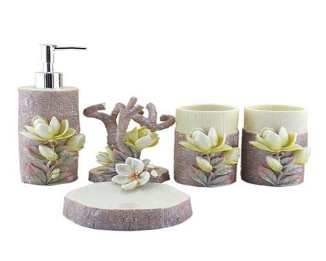 vanity accessories sets bathroom vanity accessories sets