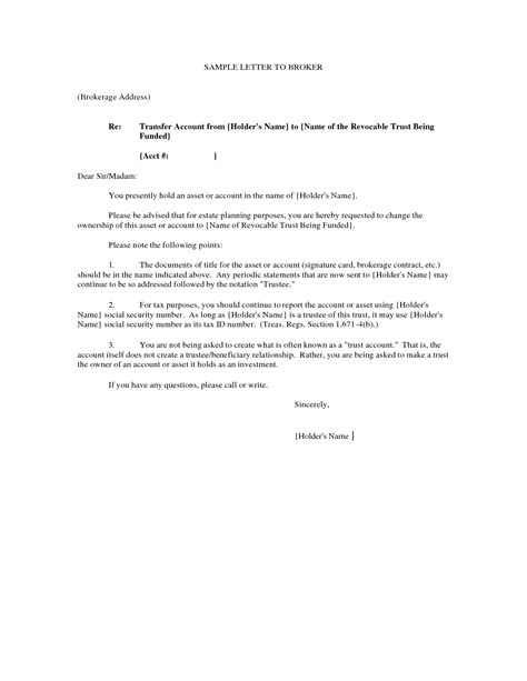 business letter transfer 9 best images of change of ownership letter template