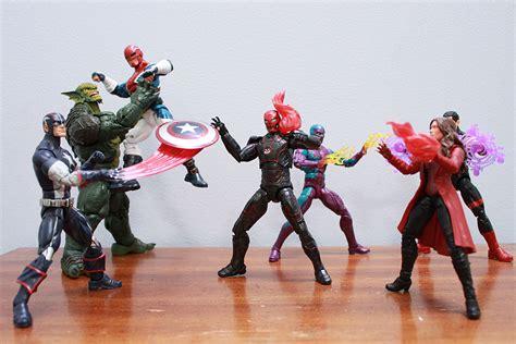 Iron Marvel Legends Hasbro Ironman Marvel Legend marvel legends captain america brings some friends to