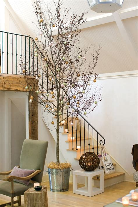 How To Decorate With Trees, Twigs, Logs, And Branches   Furnish Burnish