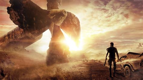 wallpaper games 2015 wallpaper mad max best games 2015 game shooter pc ps4