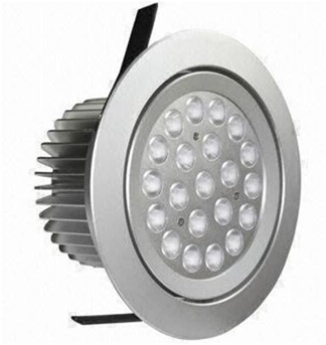 led downlight with 45w power consumption led lighting