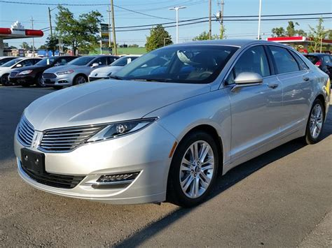 2013 lincoln mkz side view silver 2013 lincoln mkz silver mohawk ford wheels ca