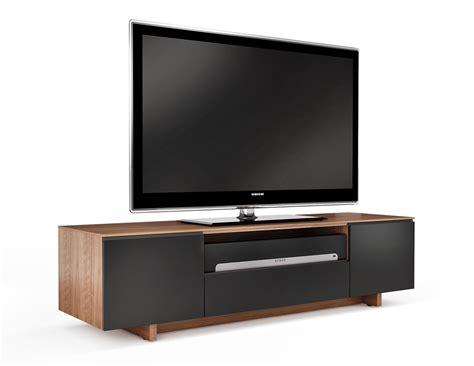 nora 8239 bdi walnut modern tv cabinet 1 sonos