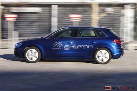 Audi A3 G Tron by Audi A3 G Tron Rijtest En Video Autoblog Nl