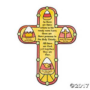 color your own candy corn trinity cutouts oriental trading