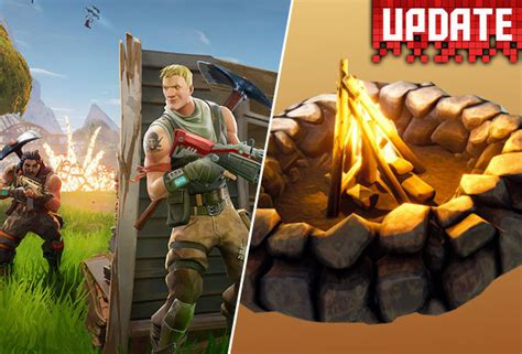 fortnite with xbox and pc fortnite battle royale update now live live following ps4