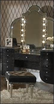 Bedroom Vanity Sets With Lighted Mirror Decorating Theme Bedrooms Maries Manor At
