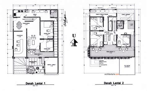layout kantor beserta penjelasannya denah rumah kantor minimalis dua lantai info bisnis