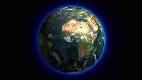 wallpaper of earth rotating loopable 3d animation of earth rotating with a black