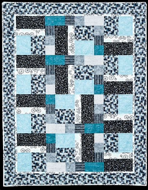 quilt pattern rectangles rectangles and squares an elegant straight forward