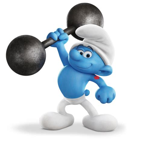 Kaos Smurfs 2 Smurfs 4 the smurf experience immerse yourself the world of the smurfs