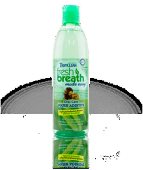water additive for breath tropiclean fresh breath water additive mountain valley country store hayesville nc