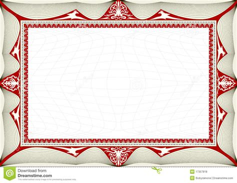 certificate design background certificate background stock vector illustration of