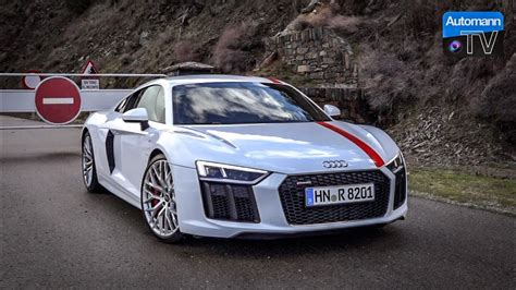 Audi R8 Sound by Audi R8 Rws Rwd Drive Sound 60fps