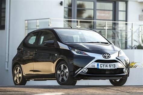 toyota aygo  car review honest john
