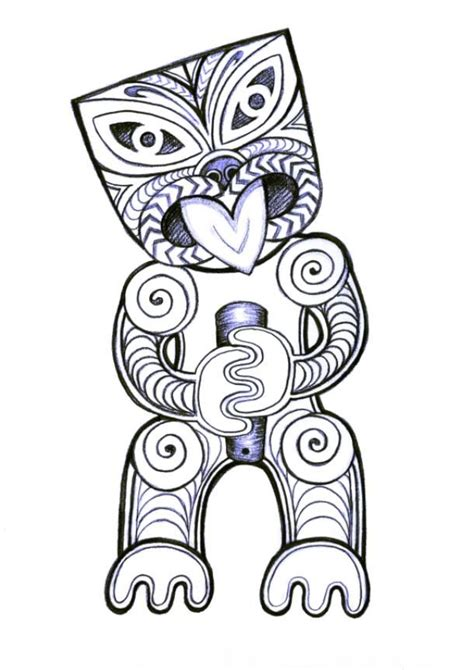 maori tiki tattoo designs 626 best pacific and maori images on maori
