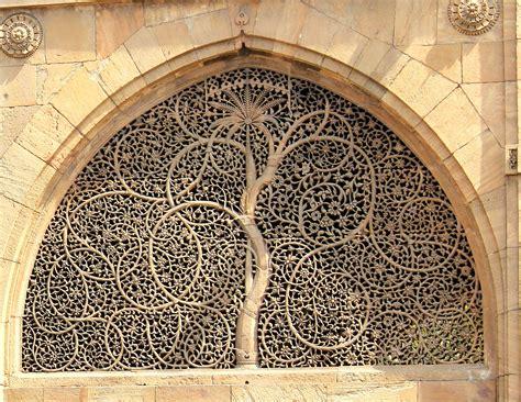 Bharat Pattern Works Ahmedabad   famous sidi saiyyed mosque in ahmedabad indiashor com