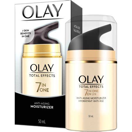 olay total effects 7 in 1 anti aging moisturizer 1 7 fl