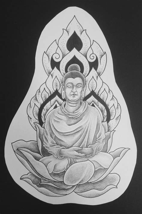 buddha thai by jontoogood on deviantart