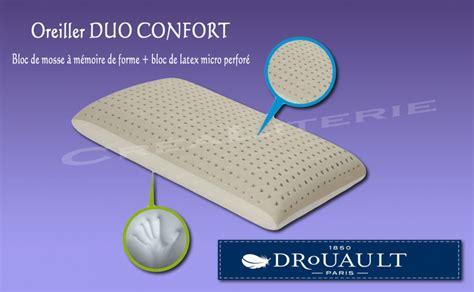 Oreillers Dunlopillo by Oreillers En Ziloo Fr