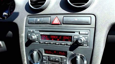 Audi A3 Bluetooth by 2007 2008 2006 2005 2004 Audi A3 Demo Grom Usb Bluetooth