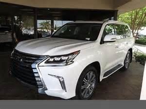 Lexus Of Used Cars 2016 Lexus Lx570 Suv Used Car For Sale In Oman