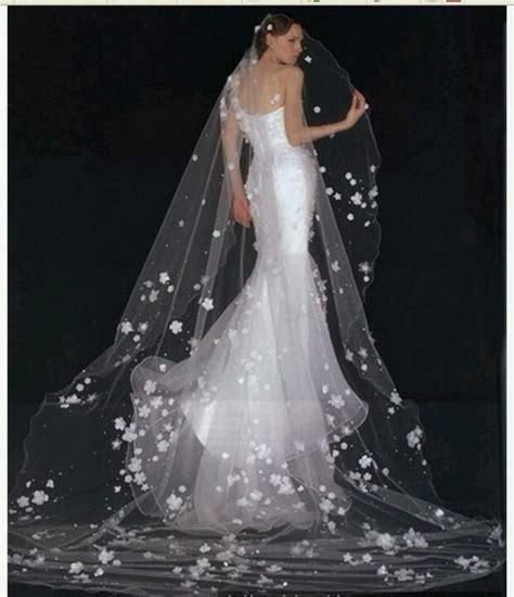 7 Stunning Wedding Veils by Gorgeous Veil Bridal Fashion Hair Accessories Veils