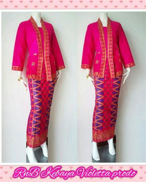 Set Lavira Setelan Baju Wanita jual setelan batik wanita set batik rok blouse batik