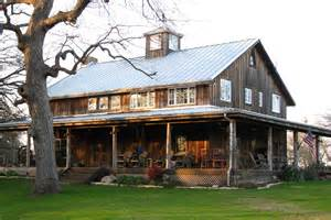 Pole Barn With Apartment by Meyer Barn Home Heritage Restorations