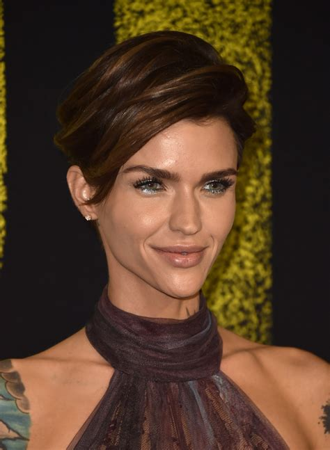 ruby rose   premiere  universal pictures